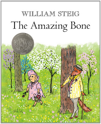 The Amazing Bone, part of William Steig book review collection