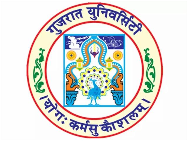 Gujarat University Admission 2020-21