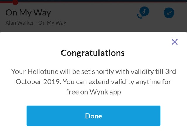 How to set caller tune[HelloTune] for FREE in airtel [september 2019] in just few seconds.Through Wynk music app