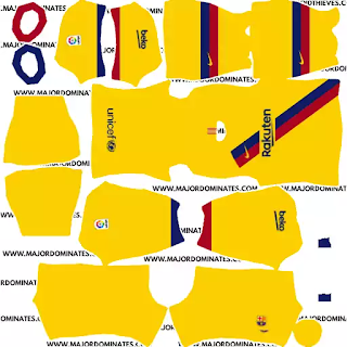 Dls 20 kits Barcelona