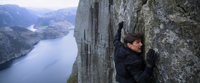 """Tom Cruise returns in """"Mission: Impossible—Fallout"""""""