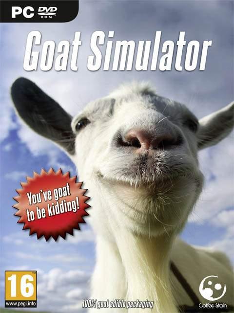 تحميل لعبة Goat Simulator مضغوطة برابط واحد مباشر + تورنت كاملة مجانا