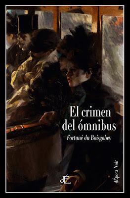El crimen del ómnibus - Fortuné du Boisgobey (1881)