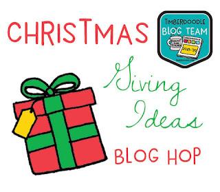 Timberdoodle Christmas Blog Hop