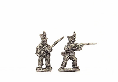 NBW2   Line infantry, firing