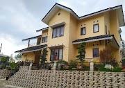 Villa di Batu Malang Fasilitas Kolam Renang - 6 Bed Room