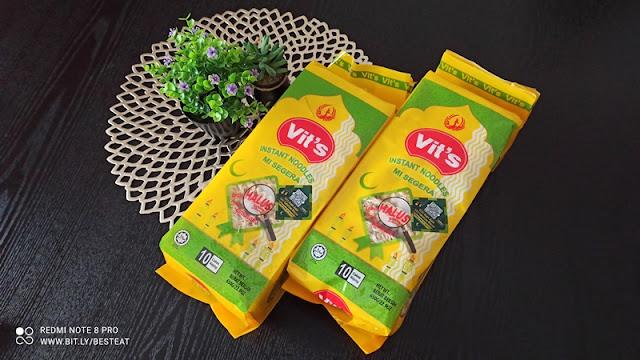 Vits Instant Noodles Pack Ramadan Special