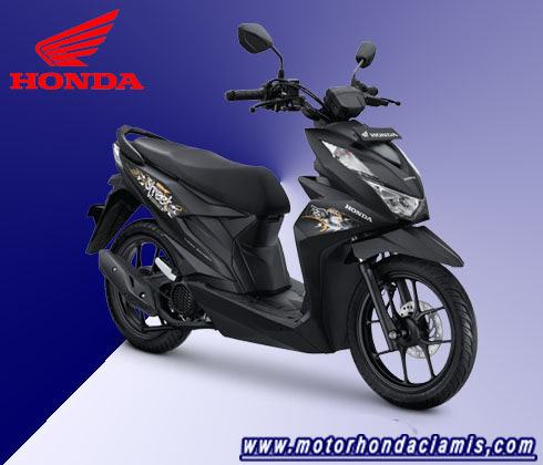 Kredit Motor Honda Beat Street Ciamis