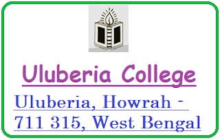 Uluberia College, Uluberia, Howrah - 711 315, West Bengal