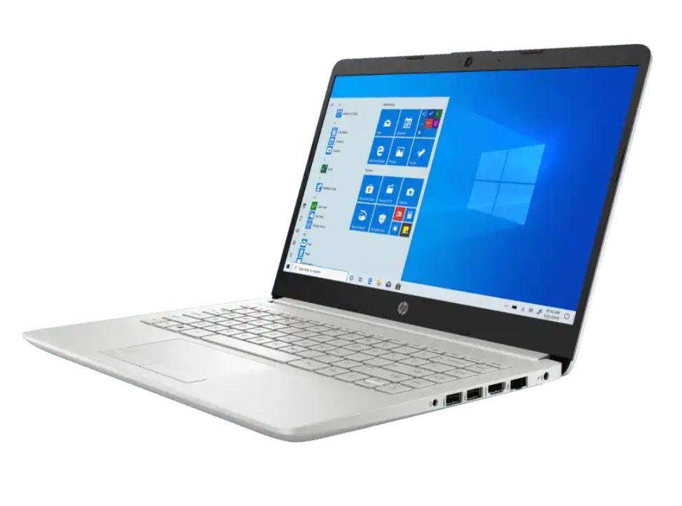 HP 14S CF3020TX, Laptop Murah Bertenaga Intel Core i5-1035G1 dan Radeon 620