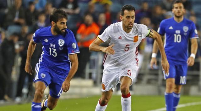 Laga Kualifikasi Terkahir, Spanyol Raih Kemenangan Atas Israel