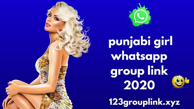 Join 601+ punjabi girl whatsapp group link