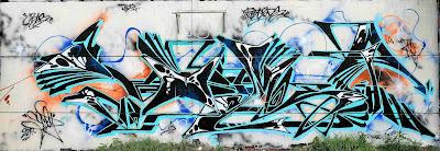 Somey graffiti wall