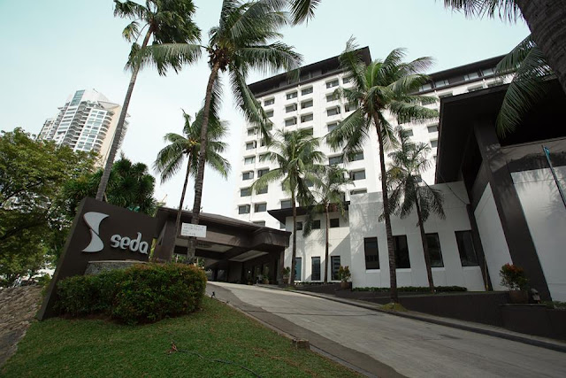 Seda Ayala Center Cebu takes the place of Cebu City Marriott Hotel situated at the back side of Ayala Center Cebu