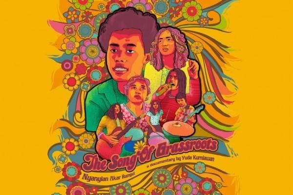 Review Nyanyian Akar Rumput (2020) film terbaru indonesia