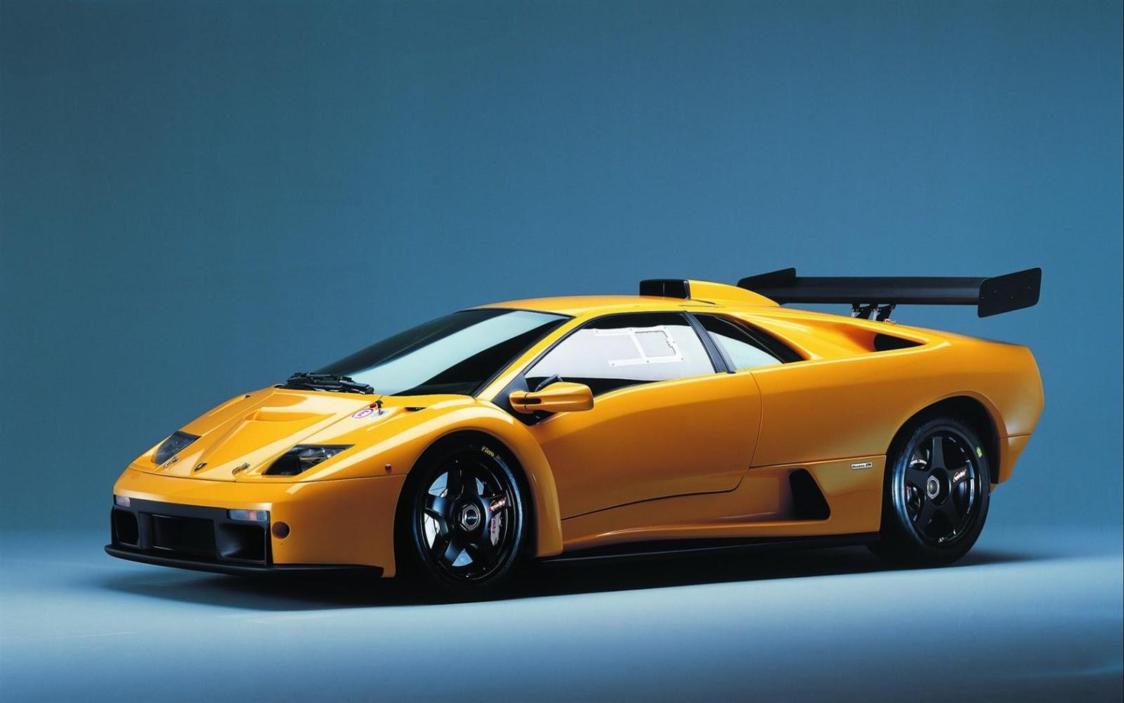 Luxury Lamborghini Cars: Lamborghini Diablo Wallpaper