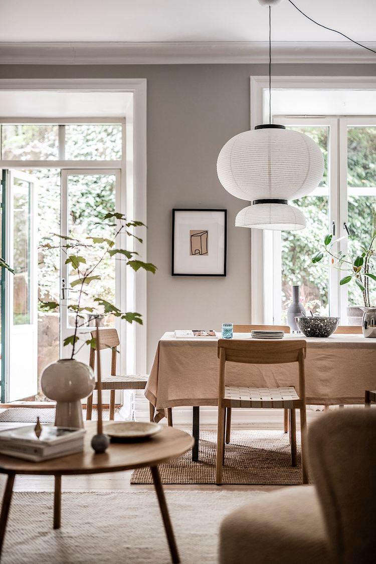 One Swedish Apartment, Two IKEA hacks!