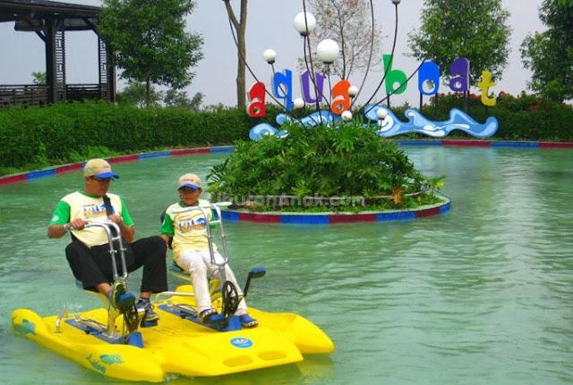 Harga Ticket Masuk Kampung Gajah Wonderland Bandung