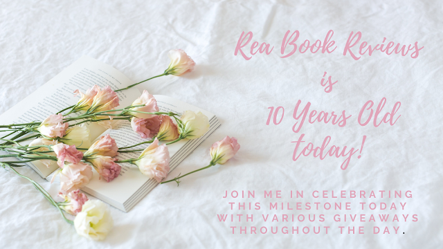 Happy 10 Years to my little blog