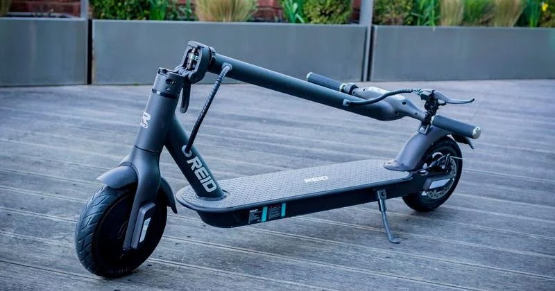 Reid E4 Electric Scooter Review