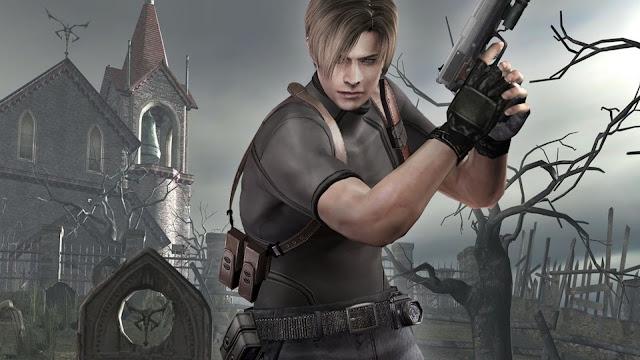تحميل لعبة Resident Evil 4 ريزدنت إيفل 4 للاندرويد  برابط مباشر فاير مضغوطة بحجم صغير