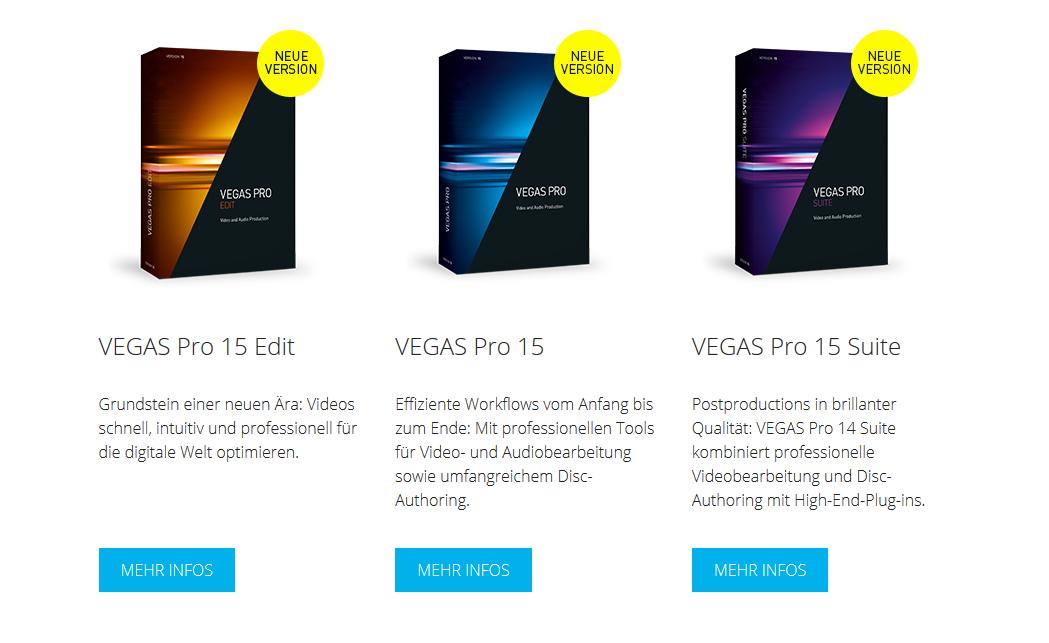 Como Descargar e instalar Vegas Pro 15 Full Español 64