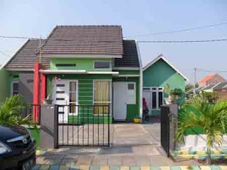 Gambar Rumah Minimalis type 54