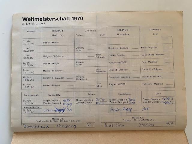 tabellone album bergman messico 70