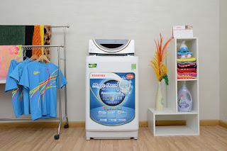 Máy giặt Toshiba 9.5 kg ME1050GV (WD)
