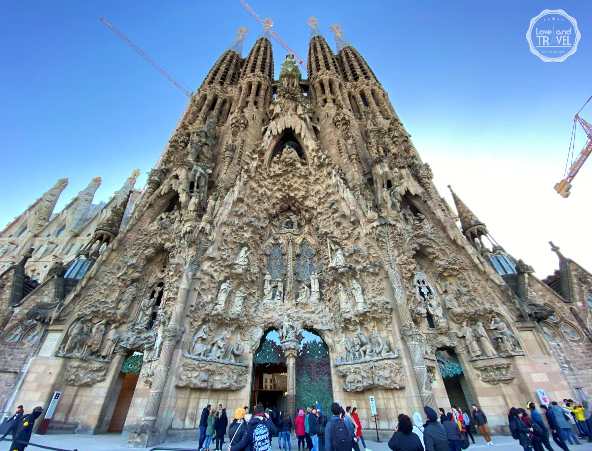 Sagrada Família Barcelona