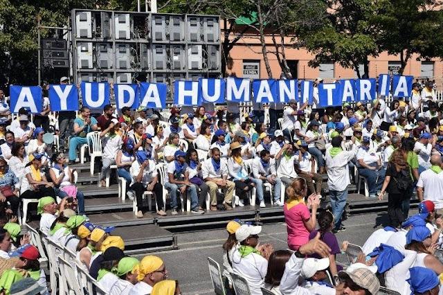 MUNDO: Según ONU: En Venezuela hay unos 7 millones de personas necesitadas de asistencia humanitaria.