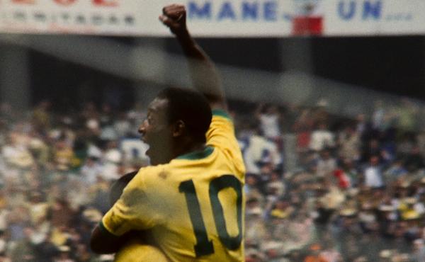 'Pelé', novo documentário original Netflix, estreia em fevereiro