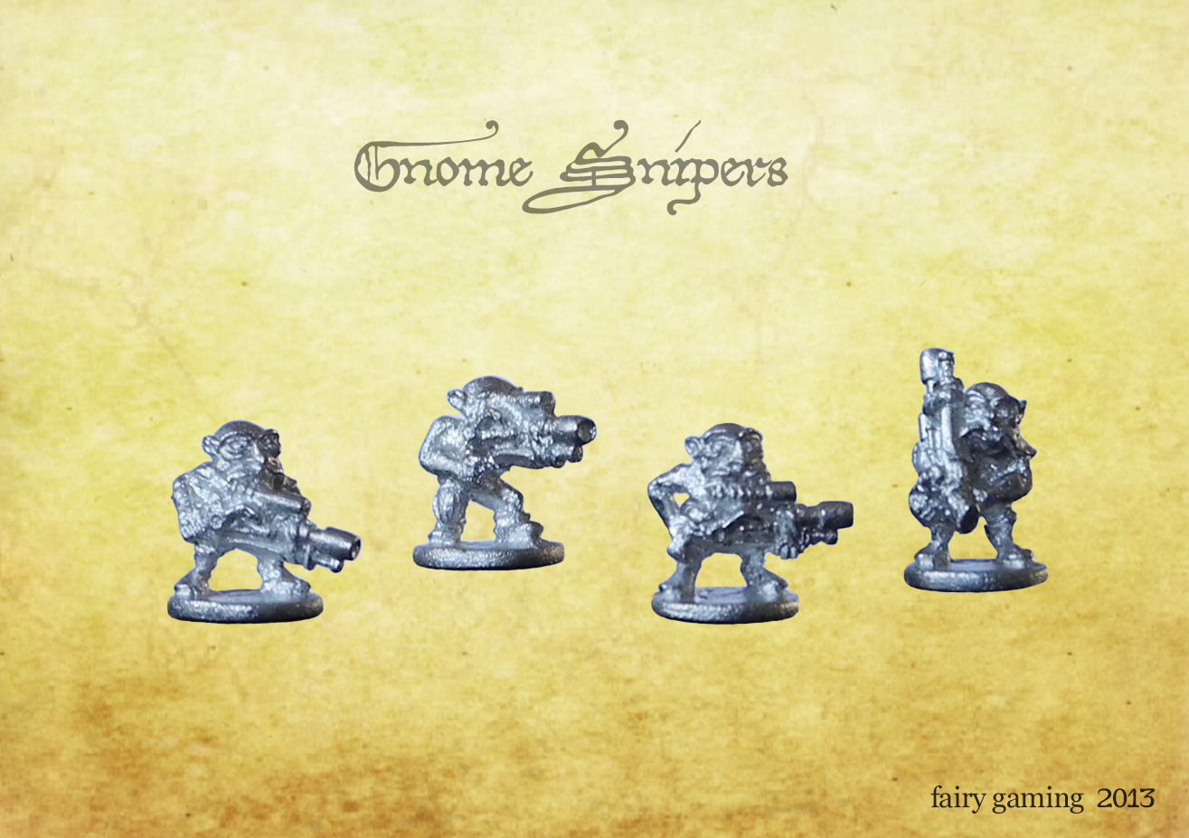 Warfairy releases their first 15mm miniatures - I Will Never Grow Up
