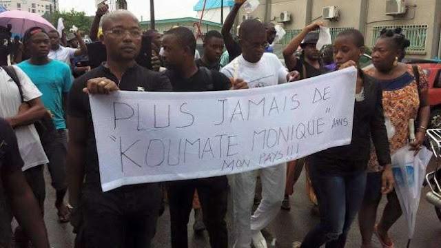 Hopital Laquintinie Douala - Monique Koumate