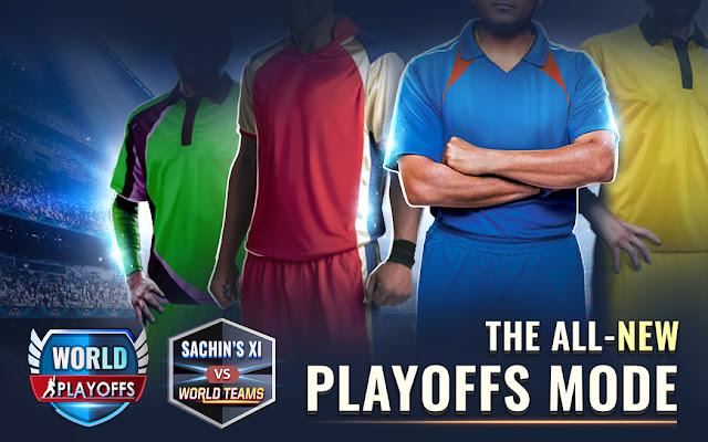 Sachin Saga Cricket Champions Update