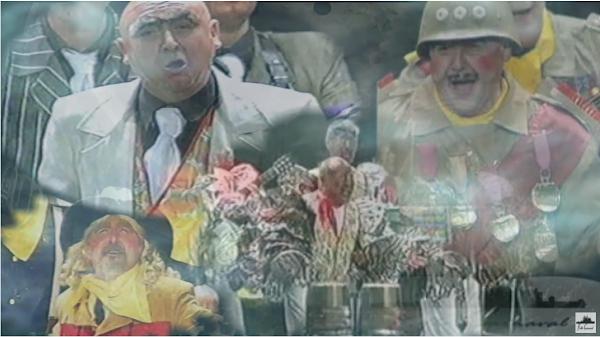Los mejores Cuples de Manolo Santander Cahué de la decada de los 90 (1996-1999)