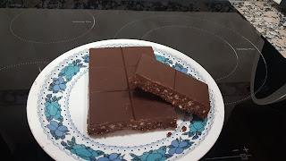 Turrón De Chocolate Suchard En Thermomix