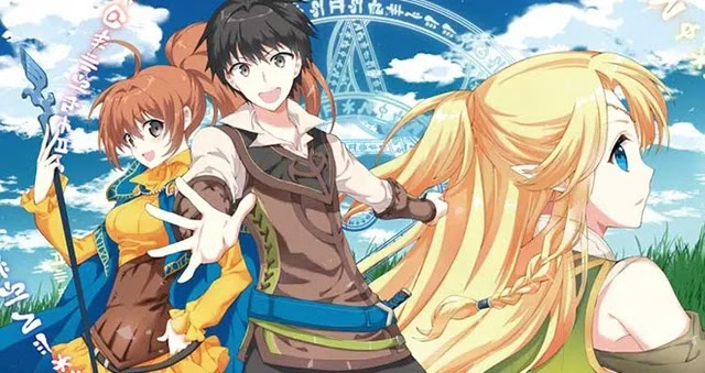 Anime Isekai Cheat Magician Akan Tayang 10 Juli