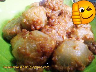 Aci dicolok merupakan olahan makanan sederhana berbahan tepung tapioka  Resep Cilok Bandung