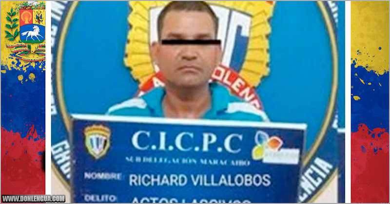 Mataron en calabozos del CICPC a individuo que abusó de sus dos sobrinas