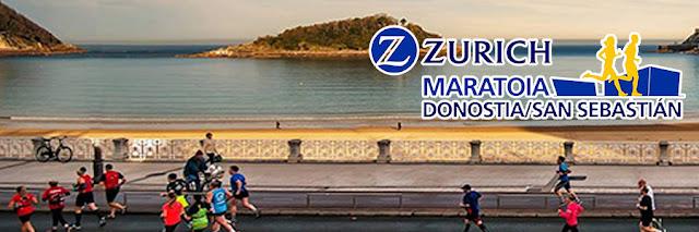 Zurich Maratoia Donostia - San Sebastián