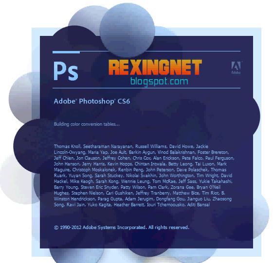 Adobe Photoshop CS6 13 Eng Portable ~ portable apps