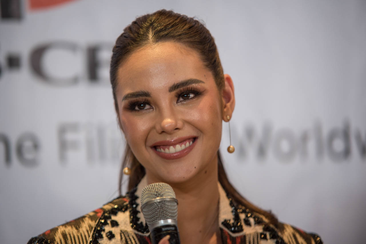 Catriona Gray Offers Tips In Fighting Coronavirus
