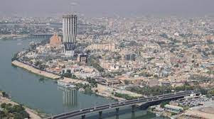 West Baghdad without water after