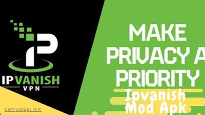 Ipvanish Mod Apk