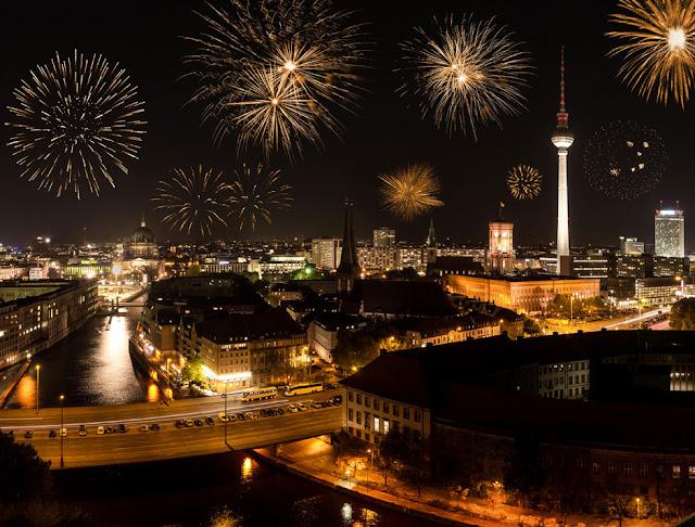 Visita Berlín, Alemania