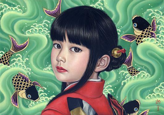 shiori matsumoto peintre