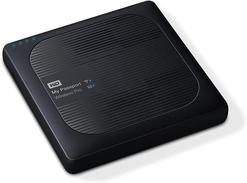 Review WD 4TB WiFi Pro Portable external Hard Drive