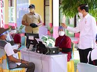 Jokowi Pastikan Distribusi Vaksin Covid-19 Merata di Indonesia