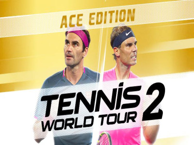 Download Tennis World Tour 2 Ace Edition Game PC Free